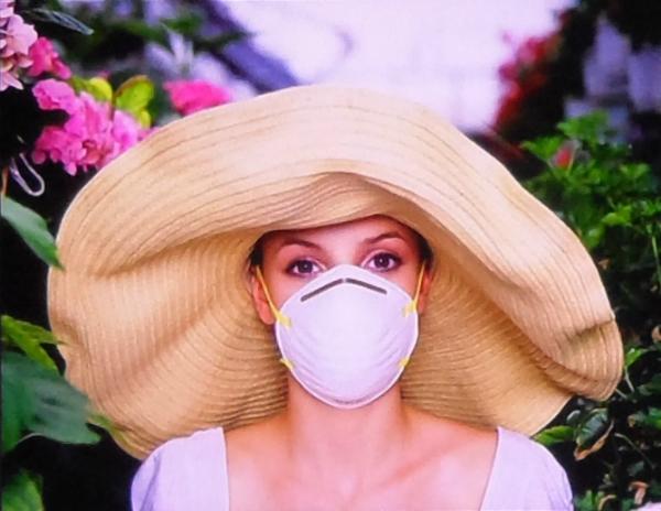как выражается аллергия на пыль