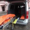 Перевозка лежачих больных. Транспортировка больных